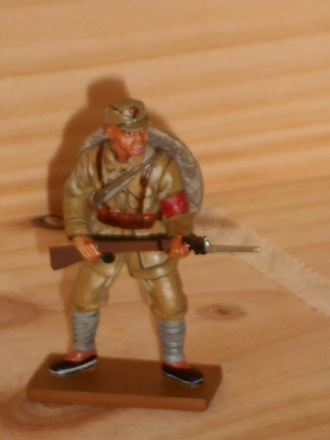 SOLDAT DE PLOMB DEL PRADO 39/45 SOLDIER COMMUNIST ARMY CHINA